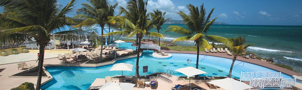 Tobago Magdalena Grand Beach & Golf Resort pool